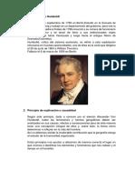 Alexander Von Humboldt - Tarea