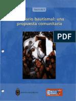 Itinerarios Bautismal Una Propuesta Comuntaria(1)