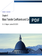 Chapter6 Mass Transfer Coefficients 1