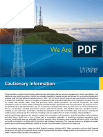 Crown Castle Presentation NAREIT 2014 Report