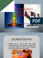 Cromoterapia y Terapia Del Movimiento