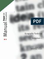 Ecografía Torácica.