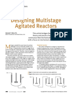 Multistage Agitated Reactors