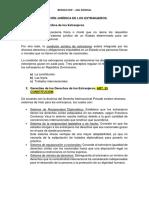 Derecho Internacional Privado - RD