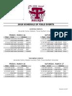 67th TSU Relays Schedule of Events Binder (1)