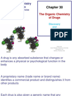 Ch30MR the Organic Chemistry of Drugs