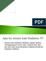 Pp Senam Kaki Diabetes