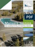 manuale tecnico sbarramenti