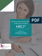 Certificación en RRHH