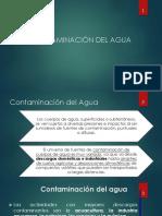 Contaminacion Del Agua 1