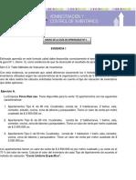 Sena ADMON Y CONTROL DE INVENTARIOS Anexo Evidencias Unidad 1