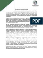 Release Agroturismo