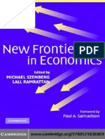 Szenberg M., Ramrattan L., Samuelson P.A. (eds.) New frontiers in economics (CUP, 2004)(ISBN 0521836867)(338s)_GG_.pdf