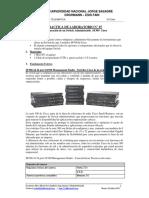 Practica de Laboratorio 07-Switch Cisco