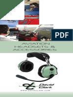 DC Aviation Headset Pamphlet