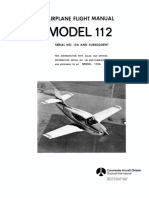 112A Flight Manual