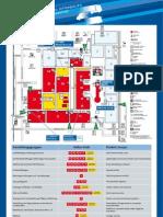 IAA Show - Hannover 2010 map