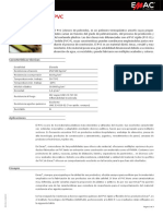 Materiales - Pvc