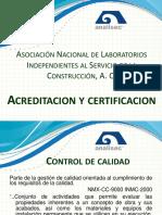Asociación Nacional de Laboratorios Independientes Al Servicio de 1