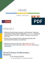 NSAID, DMARD, Non Opioid Analgesics and.pptx