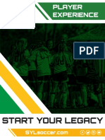 2018 SYL Player Packet
