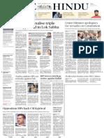 29-12-2017 - The Hindu - Shashi Thakur - Link 1