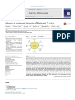 Advances in sensing and biosensing of bisphenols