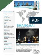 Destinazione Shanghai