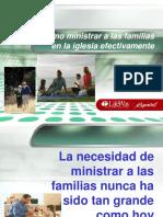 Como ministrar a las familias en la iglesia.ppt