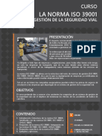 C-11-01- Iso 39001 Seguridad Vial