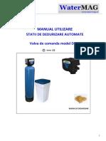 Manual Dedurizator SIMPLEX DM