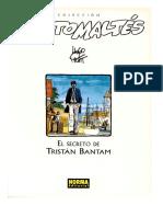 1970-1 Hugo.Pratt.-.Corto.Maltes.- Bajo el signo de Capricornio · 01 - El Secreto de Tristán Bantam.pdf