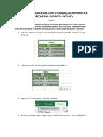 Tutorial - Portfolio Criptomoedas Por Rodrigo Caetano