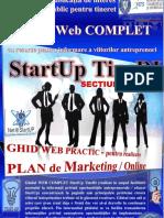 Pliant 5 Net@Startup Plan Marketing Startup Tineri Adt 2018