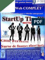 PLIANT 2 Net@StartUP Surse Finanțare StartUp TineRI ADT 2018