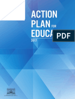 Action Plan for Education 2017