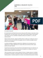 elsoldehermosillo.com.mx-Toman protesta candidatos a diputación local en Hermosillo por el PRI
