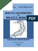 Balta Ialomiței și Brațul Borcea. Pagini de monografie, Mihai Iorga, Ioan Mărculeț.pdf