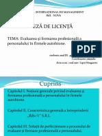Teza Power Point Olesea