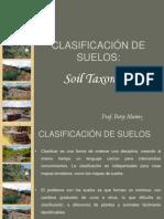Clase4 Taxonomia de los suelos