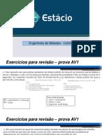 Revisão Av1