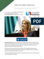 uniradionoticias.com-Busca diputada tipificar como delito el daño moral colectivo