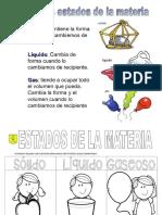 GUIA DE CIENCIAS ESTADOS DE LA MATERIA 4°