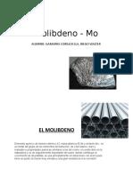 Molibdeno - Mo