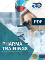 AudioEducator_Pharma & Biotech Education