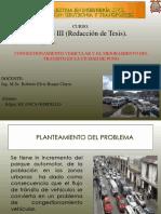 Diapositivas Para Exposicion Proy Invest Transito