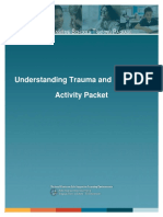Trauma 101 Activity Packet