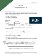 Tp6 Regulation Niveau Eau