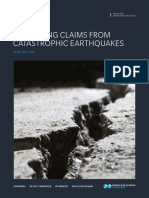 Comparing Claims From Catastrophic Earthquakes-02-2014