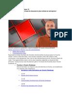 Découvrir Oracle Database 12